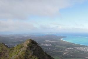 ハワイのトレイルその20~マリナーズ・リッジ(オアフ島)